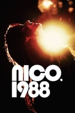 Poster for Nico, 1988
