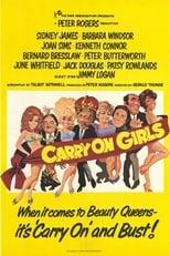 Carry On Girls (1973) Box Art
