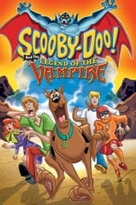 Image Scooby-Doo and the Legend of the Vampire – Scooby-Doo și legenda vampirului (2003)