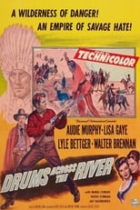 Drums across the River (1954) box art