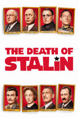 Official movie poster for The Death of Stalin (2018)