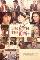 Official movie poster for Life With The Kids (1990)