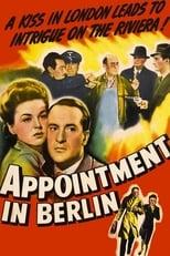 Appointment In Berlin (1943) Box Art