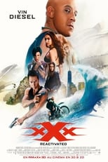 Film xXx : Reactivated streaming