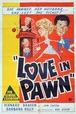 Love In Pawn (1953) Box Art