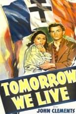 Tomorrow We Live (1942) Box Art