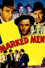 Marked Men (1940) box art
