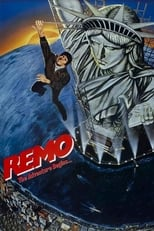 Remo Williams: The Adventure Begins… poster