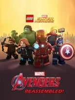 LEGO Marvel Superhelden - Avengers neu montiert!