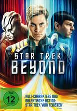 Star Trek Beyond: Auf ihrer Forschungsmission gerät die Enterprise in einen gnadenlosen Hinterhalt. Unter Dauerbeschuss kann die Crew um Captain Kirk nur in letzter Sekunde auf fremdem Terrain notlanden. Doch statt in Sicherheit befindet sie sich plötzlich zwischen den Fronten eines scheinbar ausweglosen Konflikts. Getrennt voneinander und ohne Kontakt zur Außenwelt ziehen Kirk und sein Team in den Kampf gegen einen mysteriösen und übermächtigen Feind.