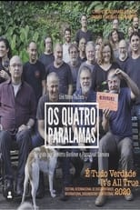 Os Quatro Paralamas (2020) Torrent Nacional