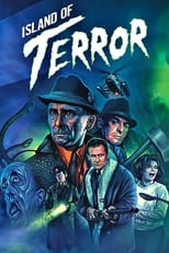 Island of Terror (1966) Box Art