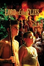 Official movie poster for Lord of the Flies (1990)