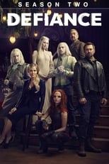 Defiance 2ª Temporada Completa Torrent Legendada