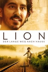 Filmposter: Lion – Der lange Weg nach Hause