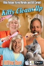 Kitty Cleans Up