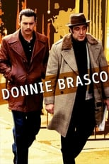 Official movie poster for Donnie Brasco (1997)