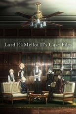 Nonton Anime Lord El-Melloi II Sei no Jikenbo: Rail Zeppelin Grace Note