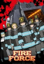 Nonton anime: Fire Force