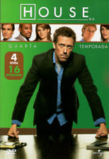 Dr. House 4ª Temporada Completa Torrent Dublada e Legendada