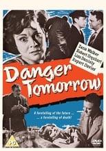 Danger Tomorrow (1960) Box Art
