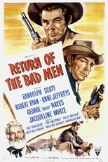 Return of the Bad Men (1948) Box Art