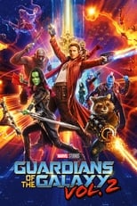 Official movie poster for Guardians of the Galaxy Vol. 2 (2017)