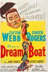 Dreamboat (1952) Box Art