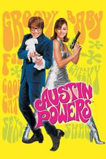 Austin Powers: International Man of Mystery (1997) Box Art