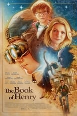 Filmposter: The Book of Henry
