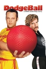 Dodgeball: a True Underdog Story (2004) Box Art