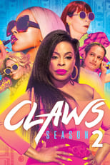 Claws 2ª Temporada Completa Torrent Legendada