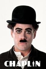 Poster for Chaplin