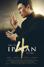Ip Man 4: The Finale poster image