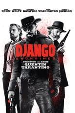 Filmposter: Django Unchained