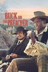 Buck and the Preacher (1972) Box Art