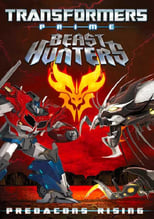 Transformers Prime Beast Hunters Predacons Rising (2013) Torrent Dublado