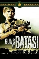 Official movie poster for Guns at Batasi (1964)