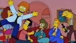 Os Simpsons: 2 Temporada, Guerra conjugal