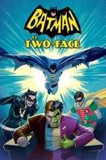 Poster van Batman vs. Two-Face