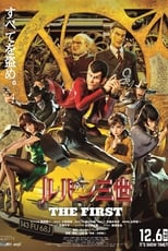VER Lupin III The First (2019) Online Gratis HD