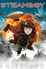 Poster for Steamboy