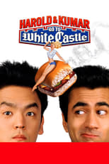Official movie poster for Harold & Kumar Go to White Castle (2004)
