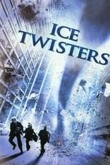 Ice Twisters (2009) Box Art