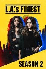 L.A.'s Finest Unidas Contra o Crime 2ª Temporada Completa Torrent Dublada e Legendada