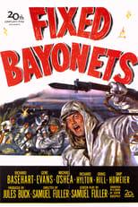 Fixed Bayonets! (1951) Box Art