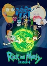 Rick e Morty 4ª Temporada Completa Torrent Legendada