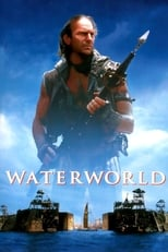 Official movie poster for Waterworld (1995)