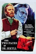 The Two Faces of Dr Jekyll (1960) Box Art