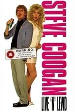 Official movie poster for Steve Coogan: Live